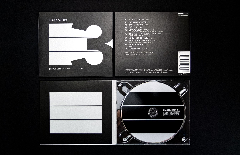 Klangfahrer CD Booklet