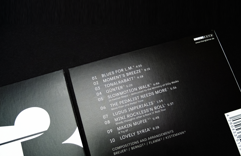 Klangfahrer CD Titel