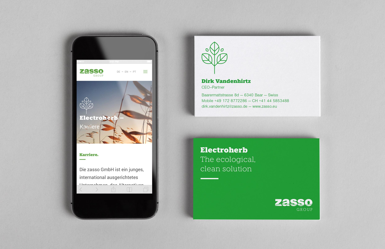 Zasso-Kommunikationskonzept