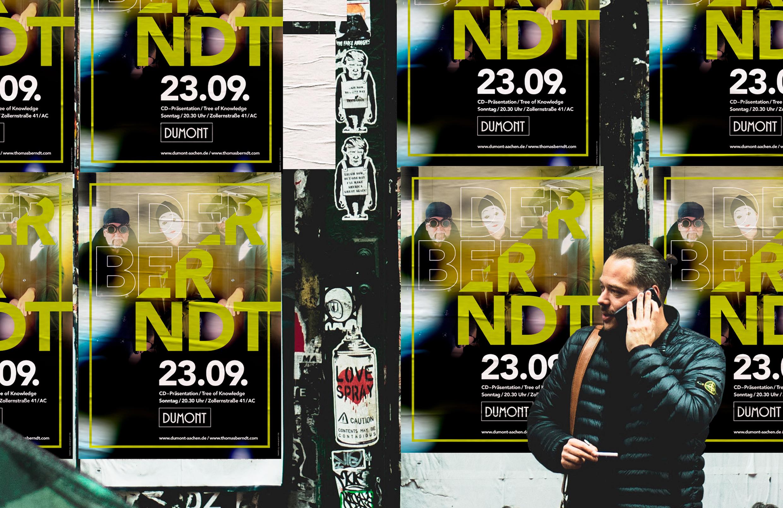Der Berndt-Plakat