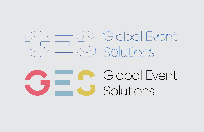 GES-Logoentwicklung