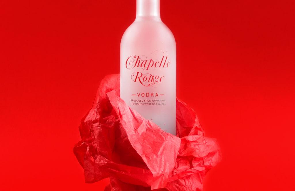 Vodka-Flasche