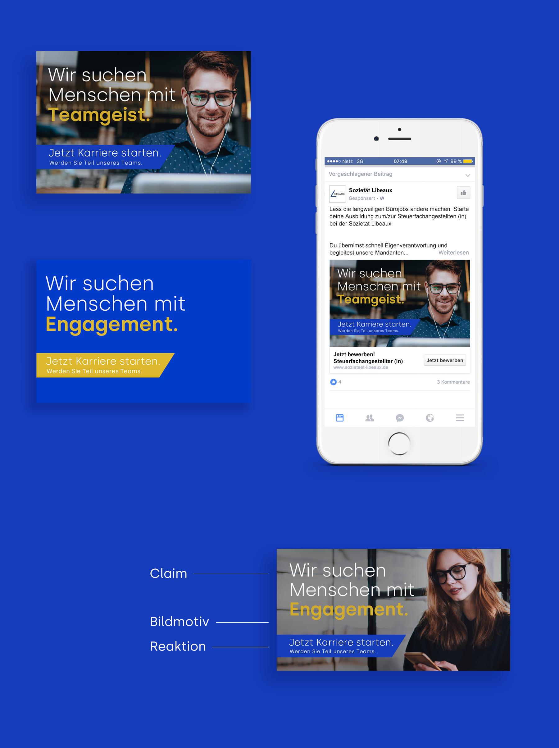 Social-Media-Kampagne